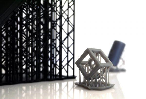 Impression 3D (SLA)