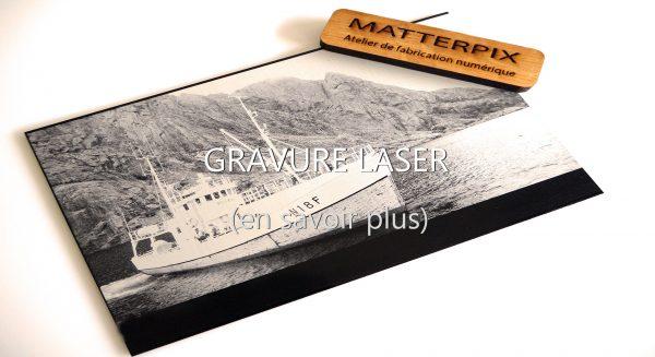 gravure laser aluminium anodisé, bois, plastiques à Clermont-ferrand, Vichy, Thiers, Chamalières, Auvergne, Puy-de-dôme