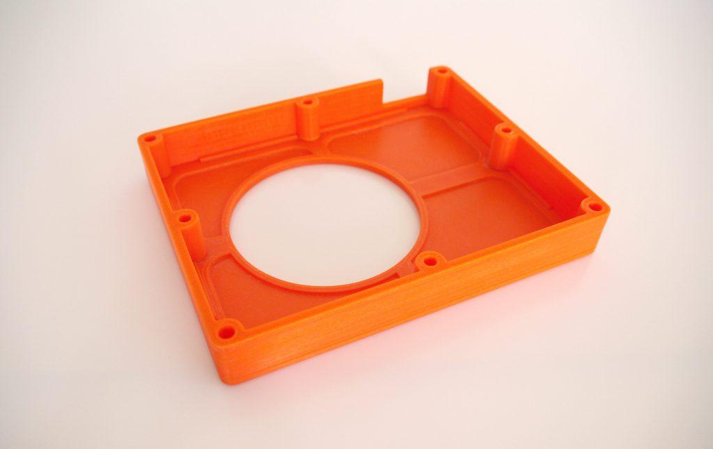 Impression 3D dépôt de matière fondue FDM ABS Pièce coffret - Service d'impression 3D région Auvergne - Rhône Alpes - Saint-Etienne, Roanne, Privas, Lyon, Valence, Courpiere