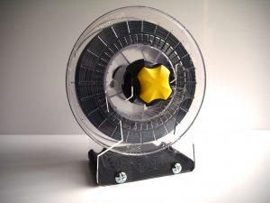 Dévidoir MATTHAND-1 pour bobines de filament pour imprimantes 3D