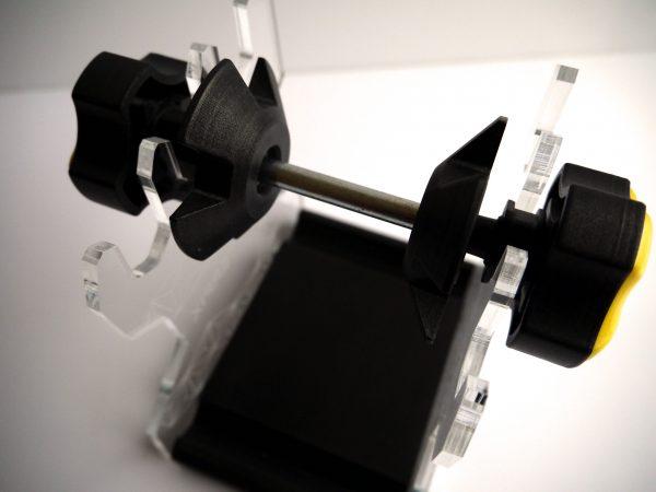 Dévidoir pour bobines 3D, support bobines impression 3D