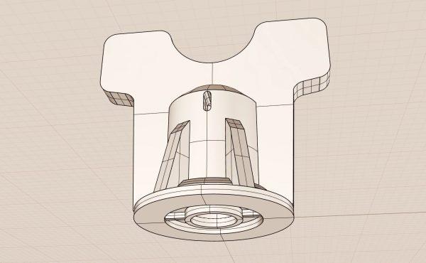 Conception d'une pièce et modélisation 3D Auvergne Rhones-Alpes