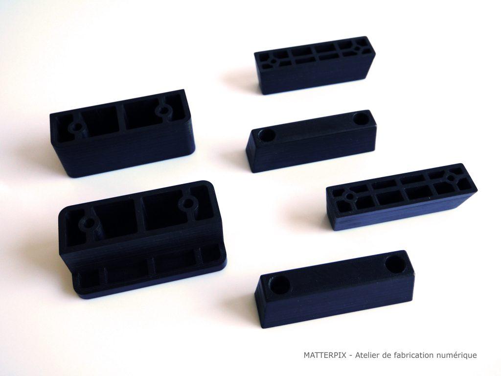 Conception et modelisation 3D - réparation de pièces - rétro-conception