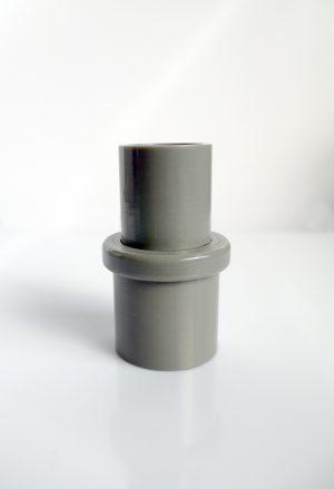 Manchon de réduction sur mesure de 40 à 90mm