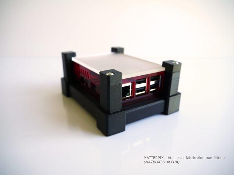 boitier 3D configurable