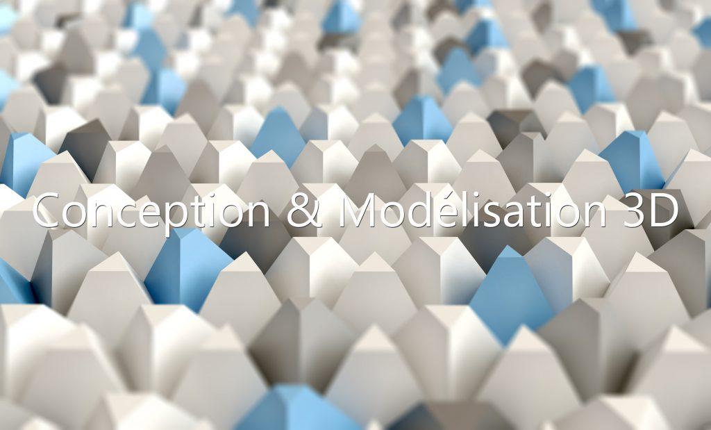 porfolio conception et modelisation 3D