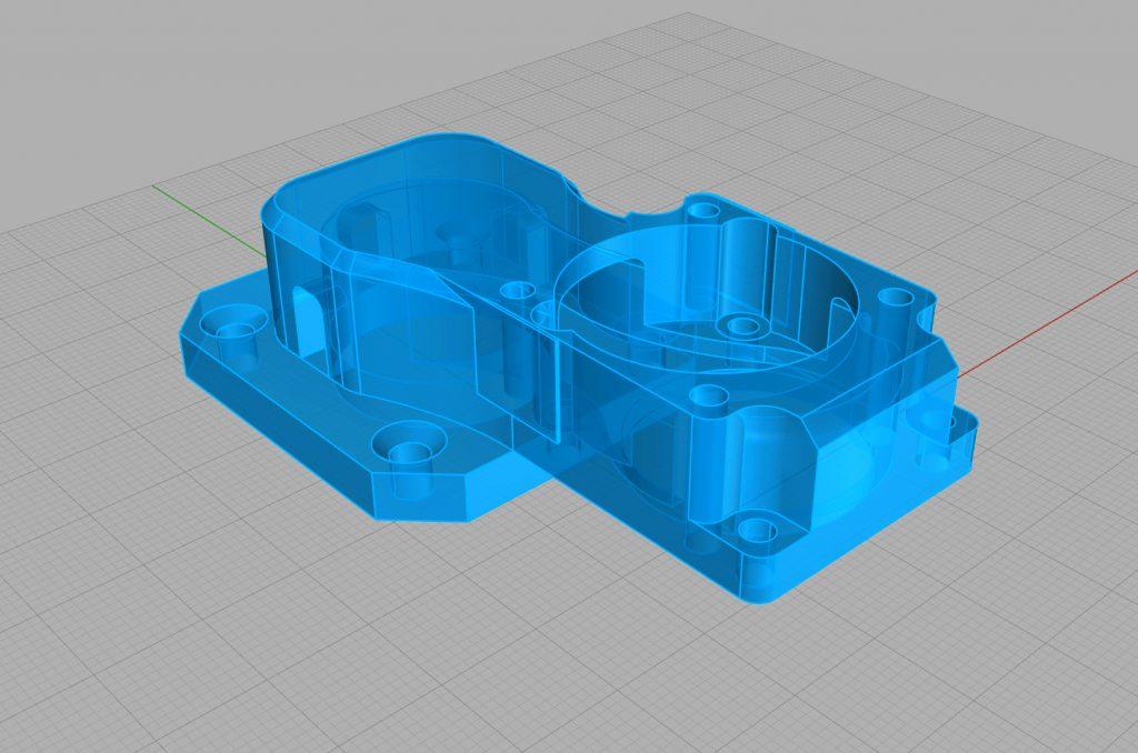 Conception et modélisation 3D (pièce technique)