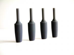 Piges pour découpe laser (4 pièces)