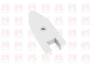 Fichier 3D / Cale rail glissière fenêtre PVC